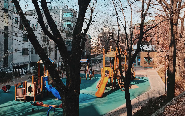 Cảnh trong phim Hàn Quốc