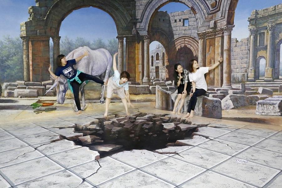 Bảo tàng 3D Art In Paradise Đà Nẵng