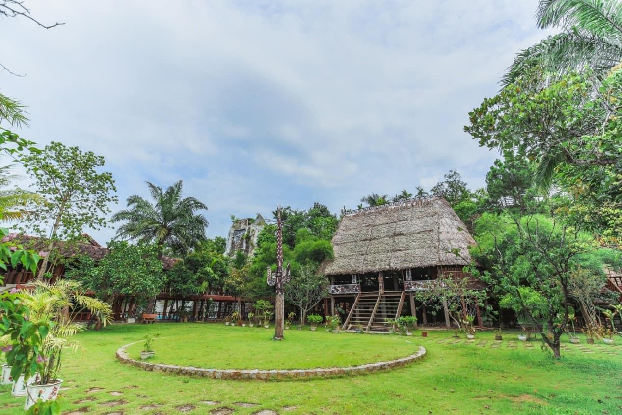 Tham quan Làng du lịch sinh thái Về nguồn, Huế