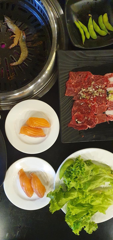 Buffet BBQ Hanatei Restaurant Đà Nẵng