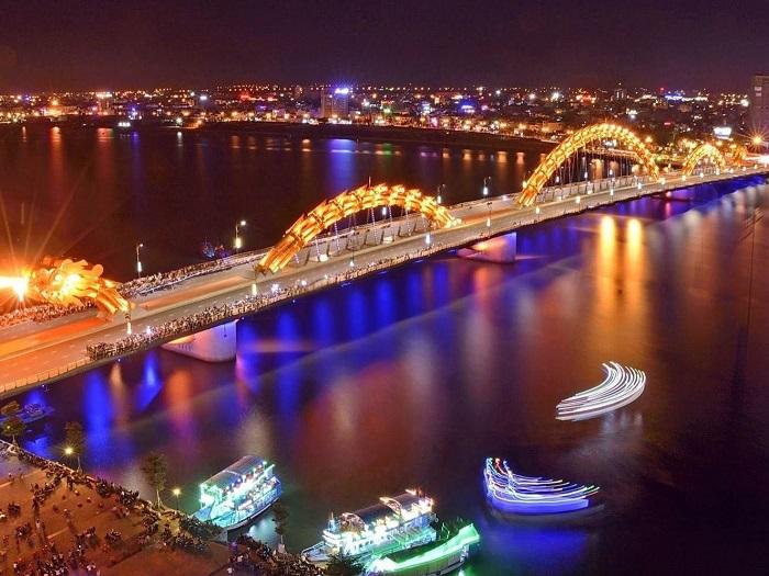 Trải nghiệm du thuyền sông Hàn - Mỹ Xuân Cruise Đà Nẵng