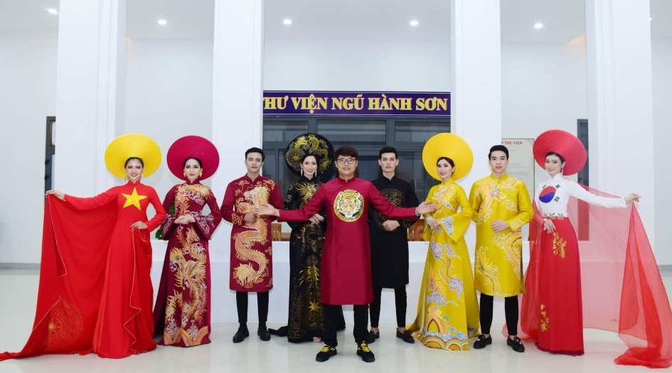Trình diễn Áo dài show, Đà Nẵng