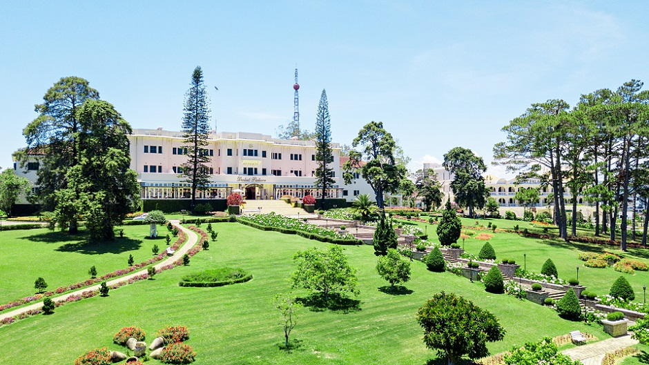 [Hot Promotion - Stay & Play] Dalat Palace Golf Club - Dalat Palace Heritage