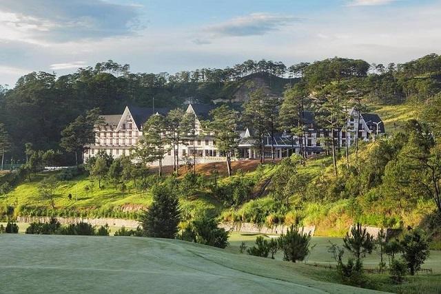 Swissbel Resort Đà Lạt, Tắm bùn khoáng Tea Resort cùng bữa tối lãng mạn cho kỳ nghỉ trăng mật trong mơ