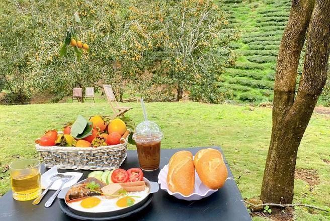 Cầu Đất Garden Coffee Đà Lạt
