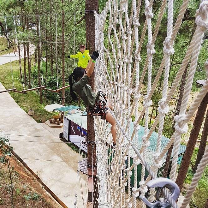 Hành trình trên cao tại Datanla Đà Lạt
