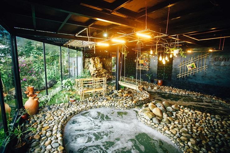 DLATS Xông hơi công cộng và tắm suối nước nóng tại Đà Lạt