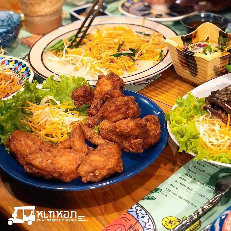 KIN KON Thai Street Cuisine, Đà Lạt