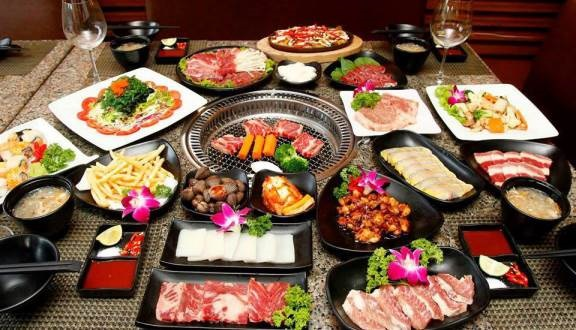 King BBQ buffet tại Hồ Chí Minh
