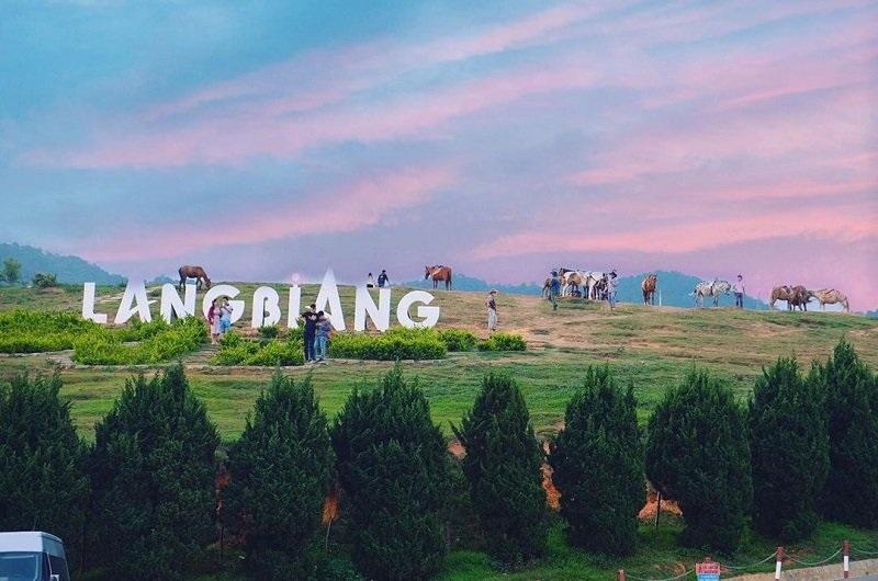 Tour khám phá Đỉnh Langbiang, Thác Datanla và Hồ Vô Cực Đà Lạt