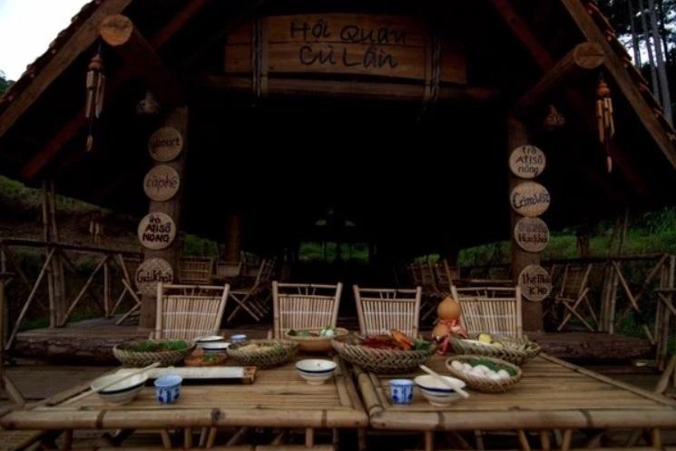 Nhà hàng Cù Lần Đà Lạt