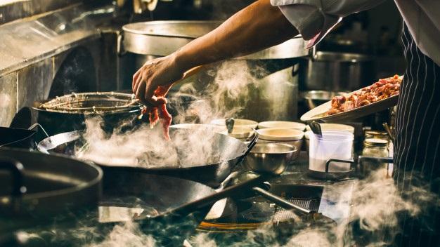 Nhà hàng Salt/Soy tại Hôtel Colline Đà Lạt