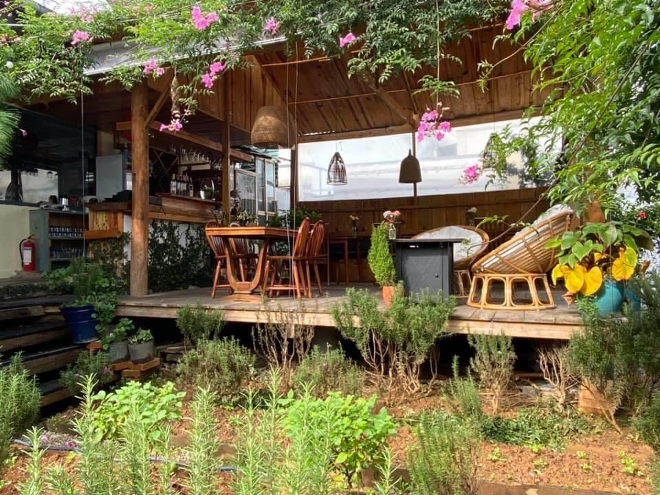 Nhà gỗ - Wooden house Đà Lạt