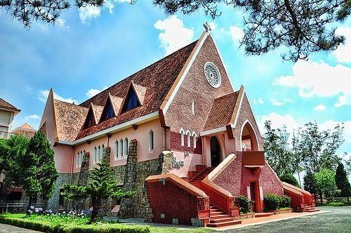 Nhà Thờ Domaine De Marie, Đà Lạt