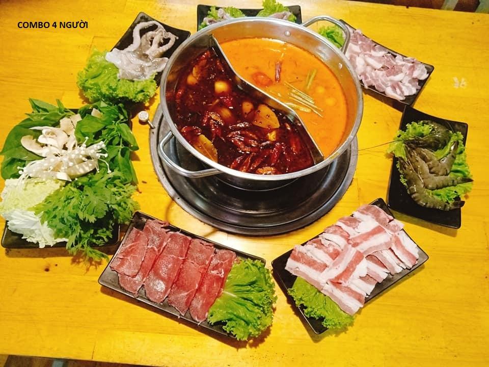 Nhà hàng phở thố đá Chu Gia