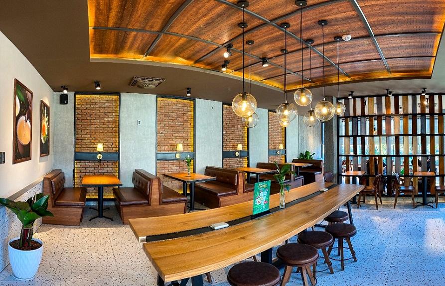 Đặt chỗ tại Phúc Long Đà Lạt Coffee and Tea