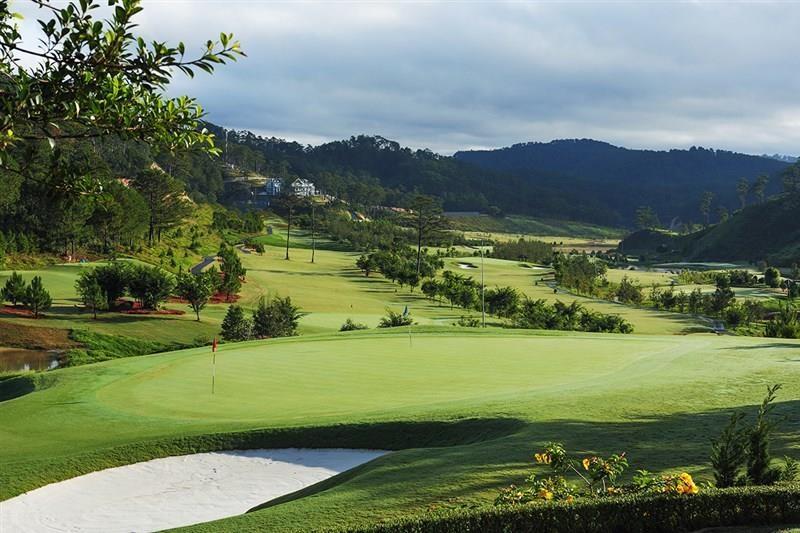 Đà Lạt Golf Tour 3 ngày 2 đêm