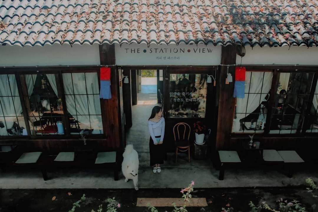 The Station View Coffee Đà Lạt