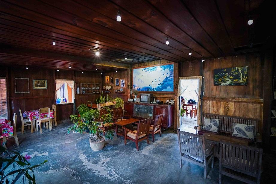 Vườn nhà cô Út, Đà Lạt