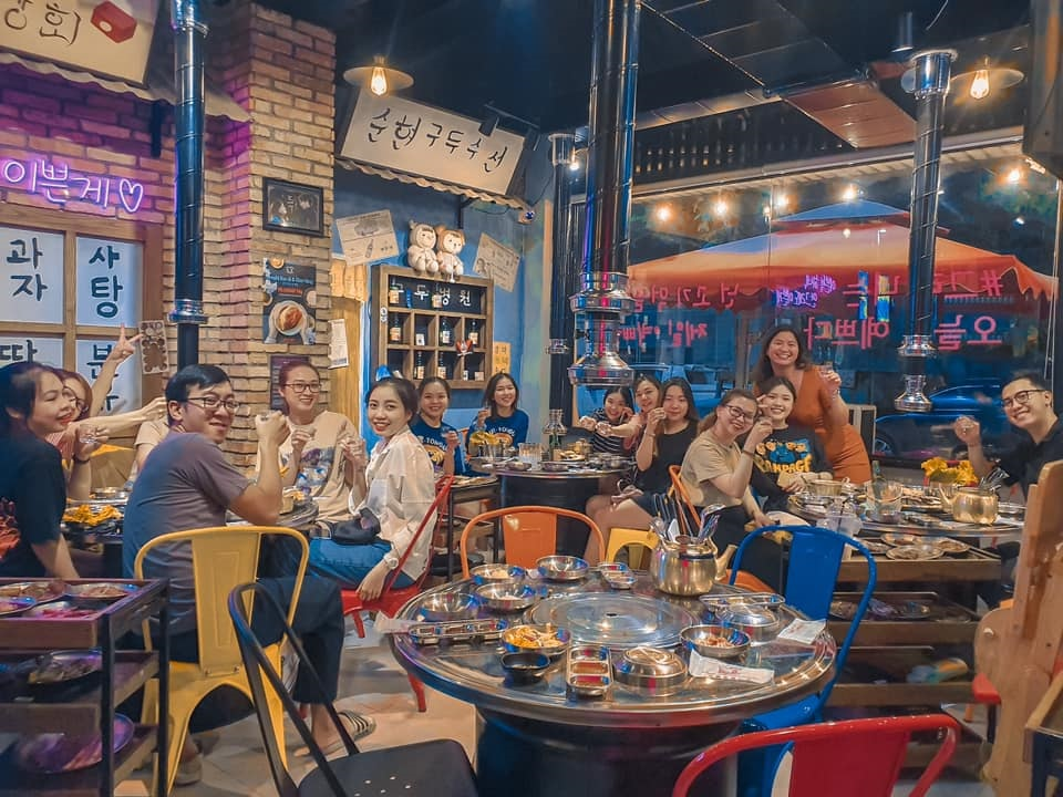 BROS BBQ Hồ Chí Minh
