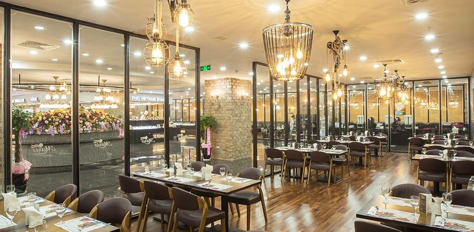 Nhà hàng buffet D'Maris Buffet Premier, Phú Mỹ Hưng, Hồ Chí Minh