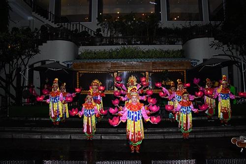 Biểu diễn Múa Rối Nước tại Rex Hotel, Hồ Chí Minh
