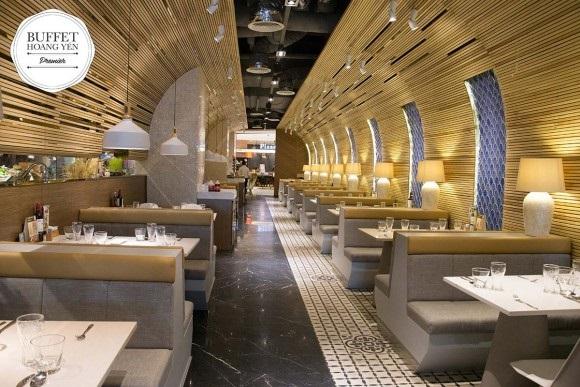 Nhà hàng Hoàng Yến Buffet Premier Hồ Chí Minh