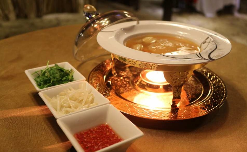 Nhà hàng nổi 5 sao Elisa trên sông Sài Gòn