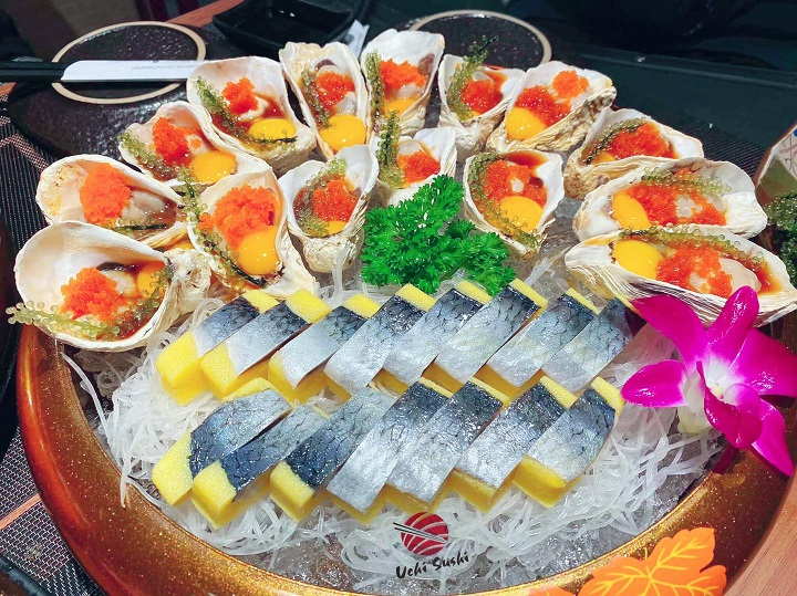 Buffet Uchi Sushi, Hồ Chí Minh