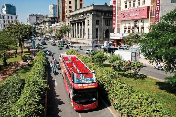 Xe bus Hop-On Hop-Off Hồ Chí Minh