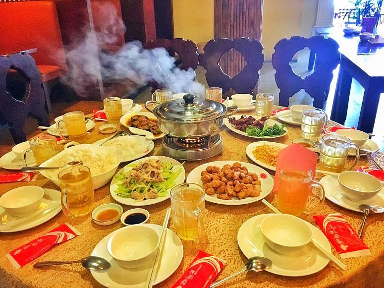 Nhà hàng Đèn Lồng Đỏ Nha Trang