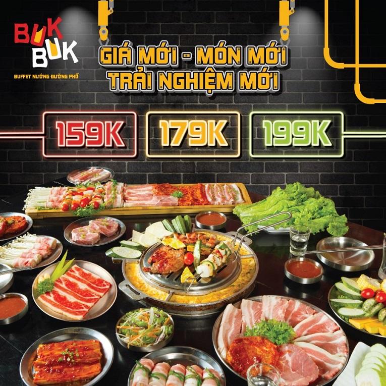 Buffet Buk Buk Nha Trang