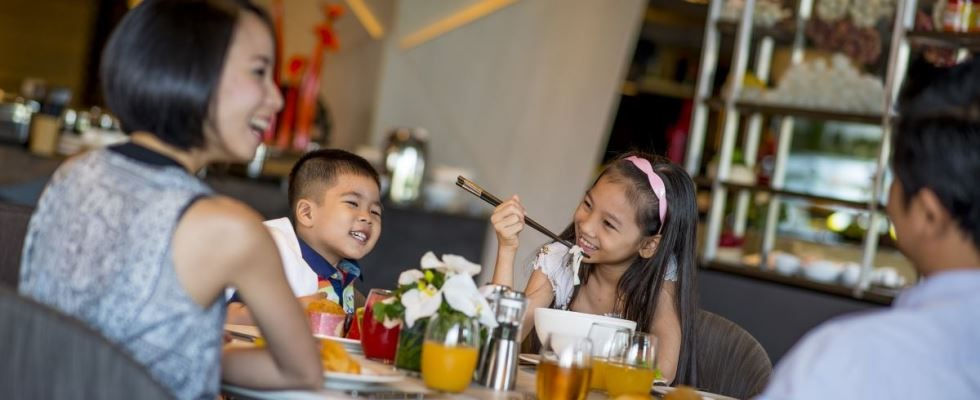 Buffet khách sạn Intercontinental Nha Trang