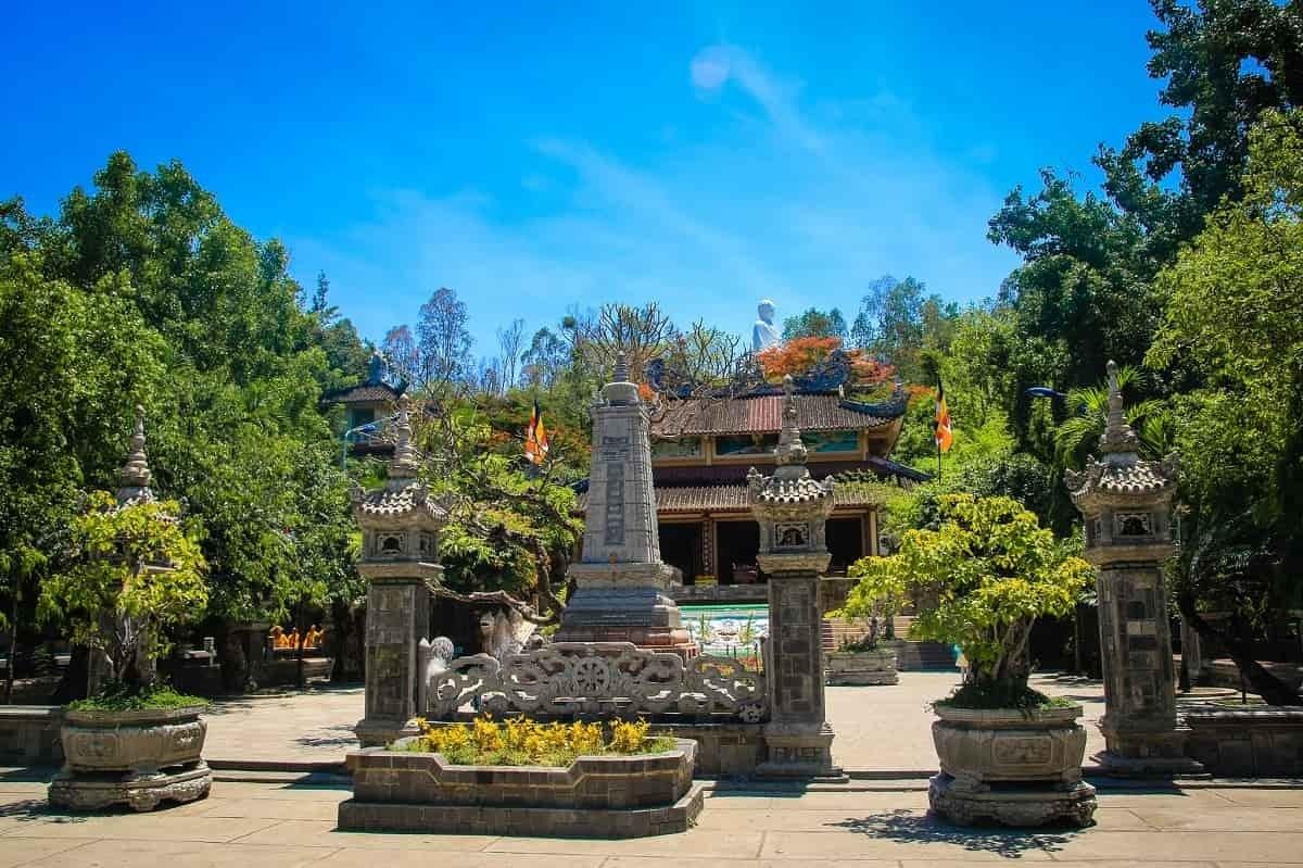 Chùa Long Sơn, Nha Trang