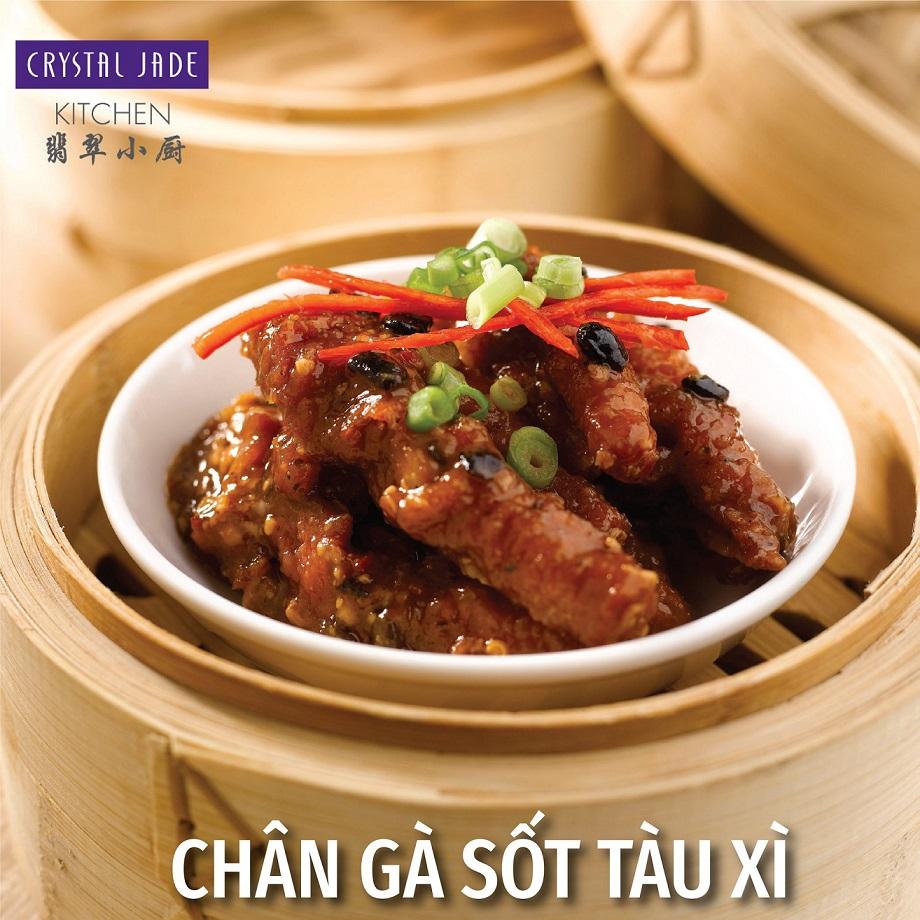 Đặt chỗ tại Nhà hàng Crystal Jade Kitchen Nha Trang