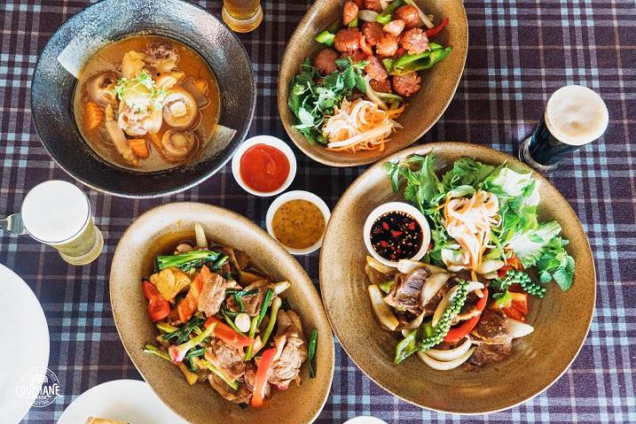 Louisiane Brewhouse Nha Trang