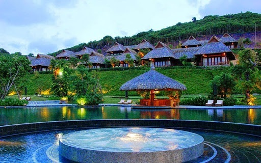 Tắm bùn MerPerle, Hòn Tằm Nha Trang