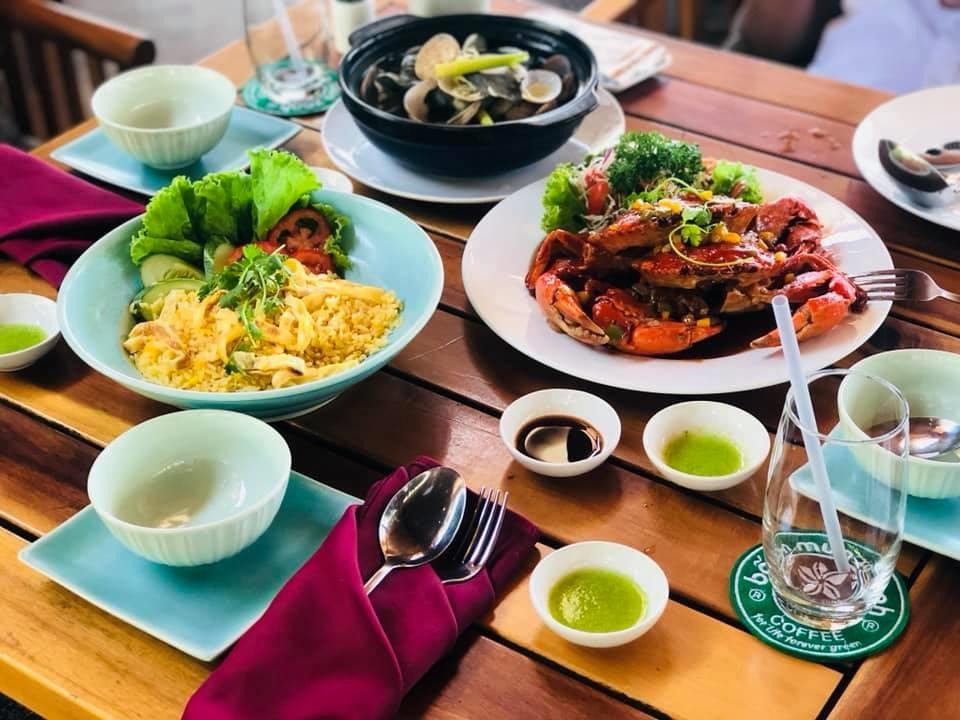 Nhà hàng Bốn Mùa Park Nha Trang