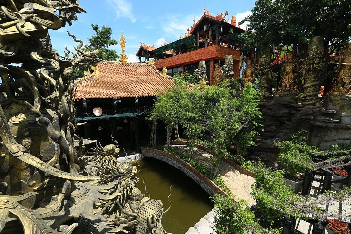 Pháp Viện Thánh Sơn, Khánh Hòa