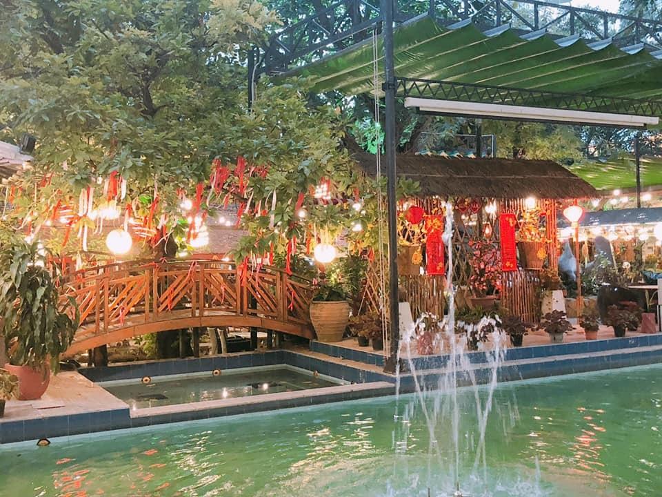 Pool Buffet Nha Trang