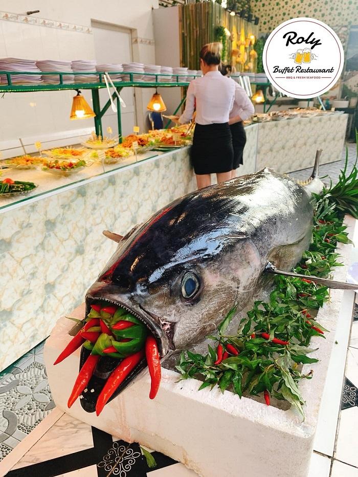 Nhà hàng Roly Buffet BBQ Nha Trang