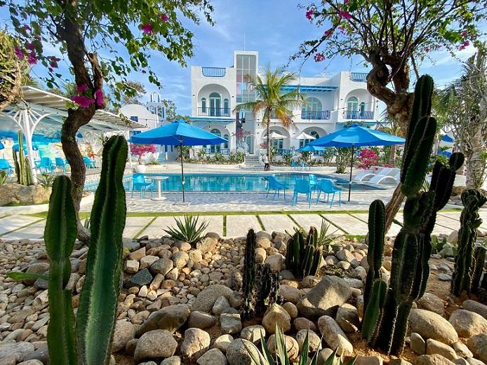 Santorini Villa Studio & Café, Cam Ranh
