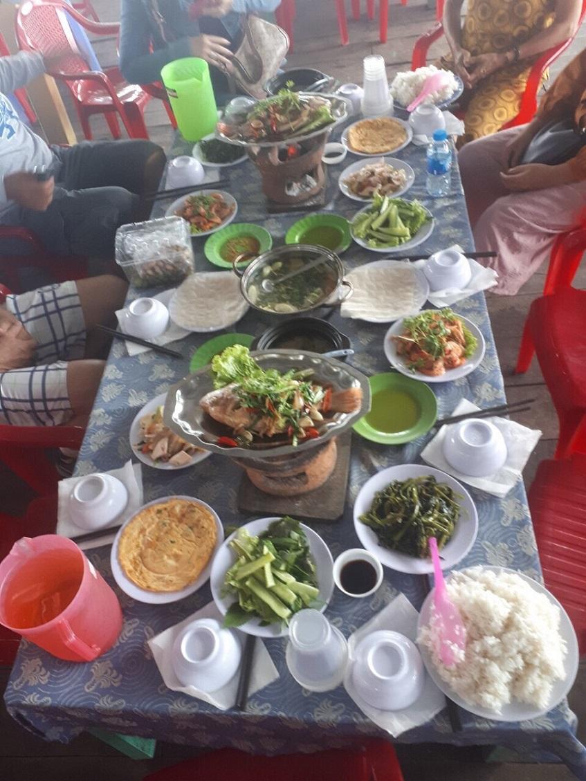Tour 4 đảo - Vịnh Nha Trang
