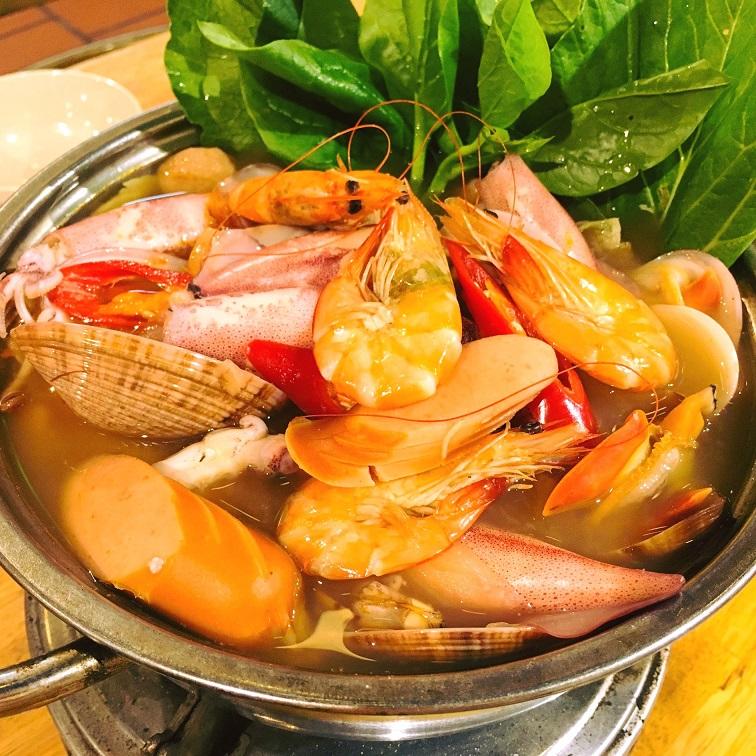 Zallo Buffet BBQ Nha Trang