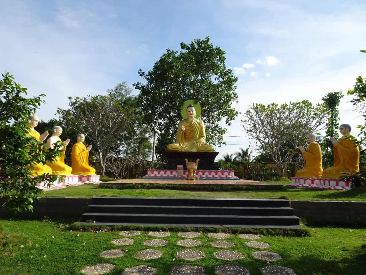 Chùa Thiền Lâm (chùa Gò Kén), Tây Ninh