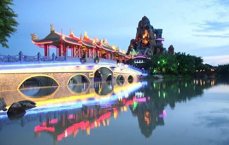 Long Điền Sơn Park, Tây Ninh