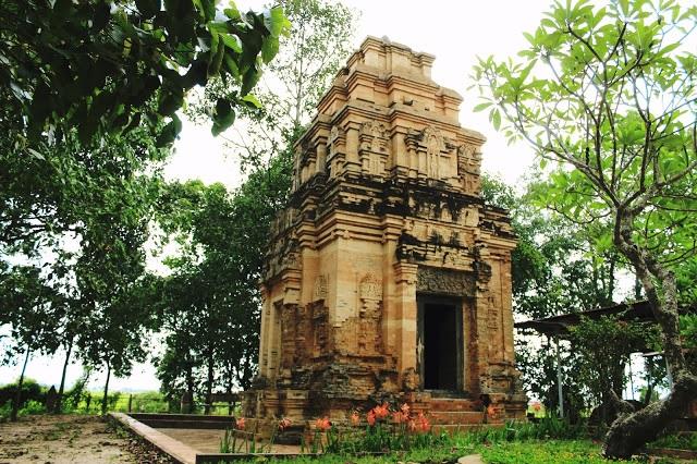 Tháp cổ Bình Thạnh, Tây Ninh