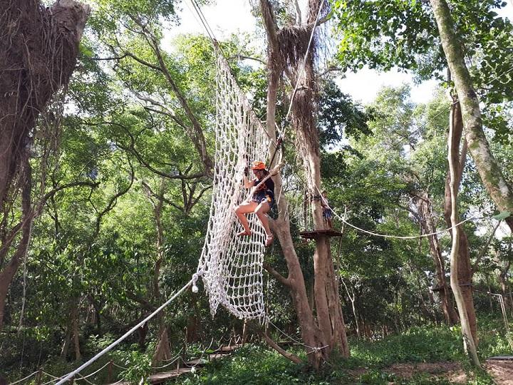 Công viên Ozo Treetop Park, Quảng Bình