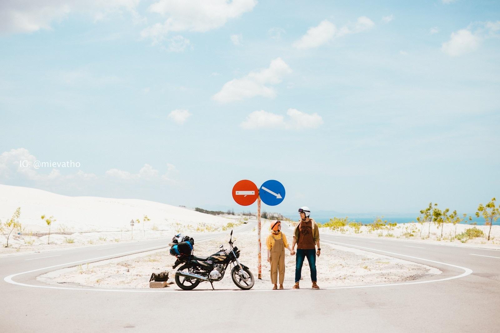Bàu Trắng, Bình Thuận