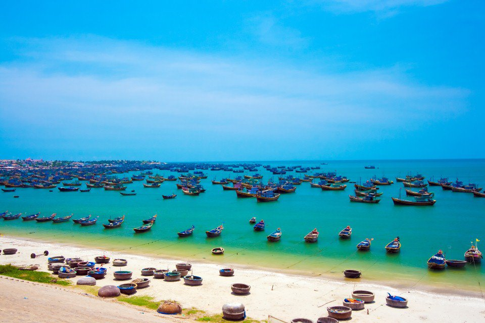 Tour đồi cát Mũi Né một ngày khởi hành từ Nha Trang